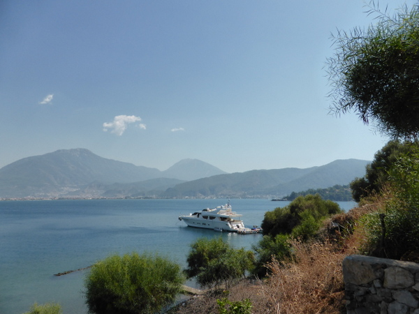 Sovalye Island  views of Fethiye