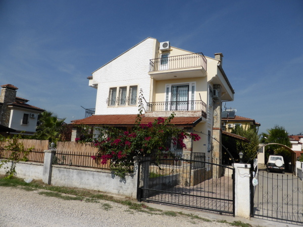 Detached Villa for Long Term Rent - Calis Fethiye