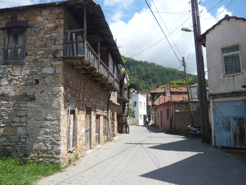 Traditional Stone Cottages Incirkoy
