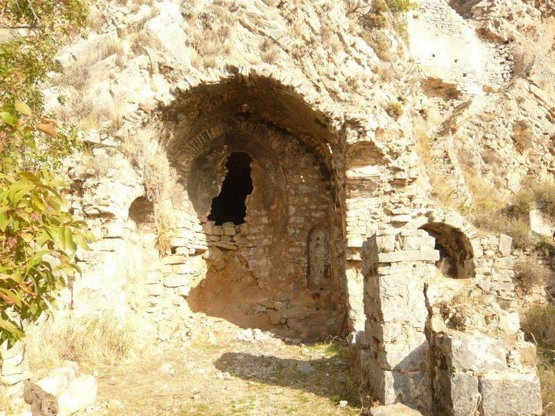 Afkule Monastery